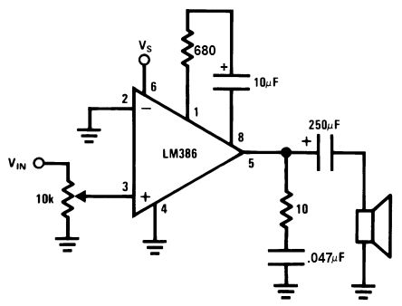 lificador De Audio Lm386 together with 482729653790054975 together with Thread69767 additionally 555 Timer Bassed Metal Detector Circuit also Regulator Booster By Transistor. on lm386 datasheet