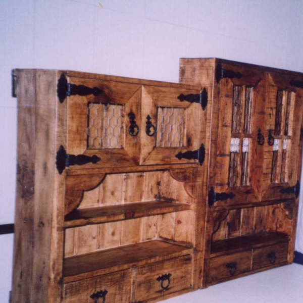 Mueble con madera de palets taringa for Mueble hecho con palet