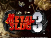 Metal Slug 3 llegará a Steam y sera online