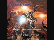 Aenigma war of universe - Lucca Turilli [letra ing-es]