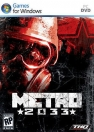 Solucion para Metro 2033 WINDOWS XP