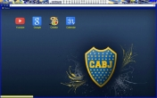 •Mi tema de Boca Juniors para Google Chrome !