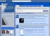 cambiar el color del facebook