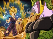 wallpapers de cell (dragon ball z)