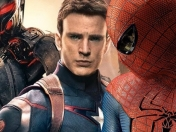 Spiderman llega al universo cinemático Marvel!!!