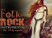 Folk Rock Instrumental Compilado 10 (Retro)
