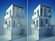 Render 3Ds Max + Vray | Arquitectura