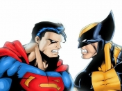Superman vs Wolverine ¿Quien Gana?  ¡entra y opina!
