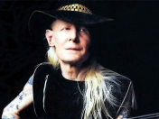 Johnny winter el dios albino del blues