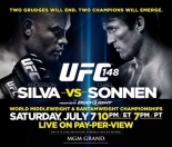 Video pelea Anderson Silva vs Chael Sonnen 7/7/20012