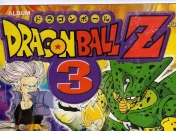 Album Dragon Ball Z 3