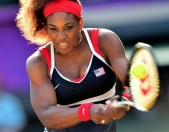 Serena Williams a la final