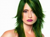 Como cambiar el color del Cabello con Photoshop CS3