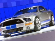Ford Shelby GT500KR 2008.