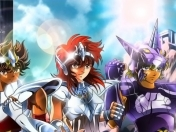 Wallpapers Saint Seiya y Dragon Ball HD 2016