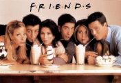Sos fan de Friends? Un post completamente diferente