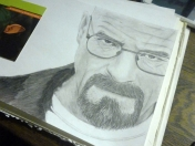 Retrato Walter White [Intento Realista]