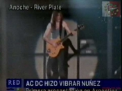 AC/DC en Argentina - Back in Black (1996/2009)