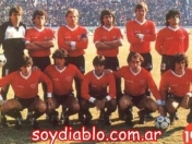 Independiente campeón Intercontinental 1984