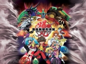 wallpapers de bakugan