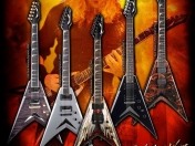guitarras de mustaine