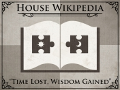 Sitios web como casas de Game Of Thrones