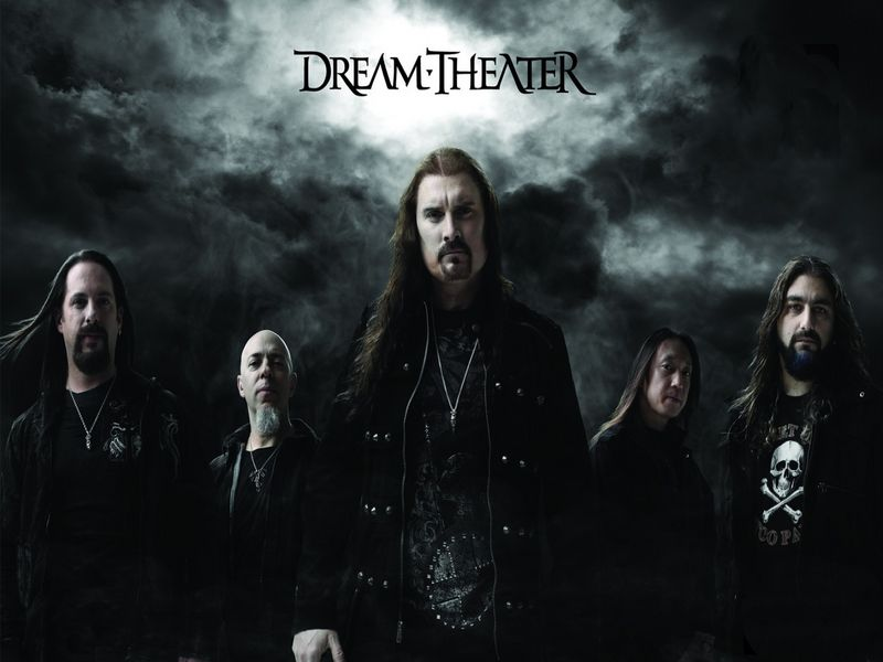 Dream Theater Discografia 320kbps ZS