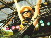 Dave Mustaine..... Su post
