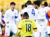 Mundial Sub 20 NZ 2015: EE.UU 1 Colombia 0 - Octavos Final