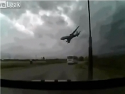 Impactante video muestra accidente aéreo en Afganistán