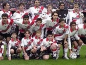 River Plate 1997,1999, y 2000