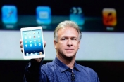 Apple lanzó iPad mini, delgado como un lápiz