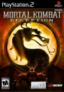 Fatalitis Mortal Kombat Deception PS2