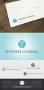 Umbrella Company Logo Template