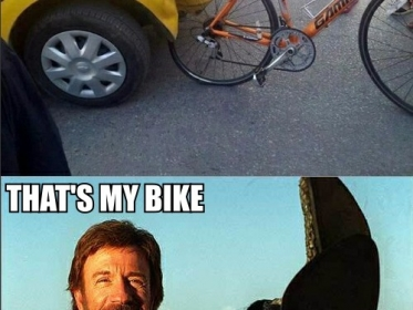 Chuck Norris! published in Humor