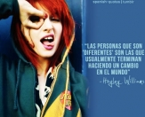 Frases de Paramore [Hayley Williams]