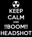 Booom Headshot!