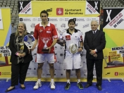 Final Padel World Championship Barcelona 2012