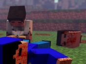 Creepypasta  you_are_next Minecraft
