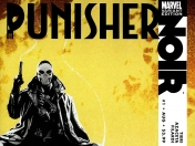 The Punisher Noir 1/4