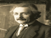 Albert Einstein No es Humano