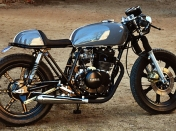 Motos Cafe Racer