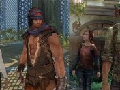 The Last of Us y Prince of Persia