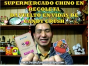SuperChino da vuelto en vidas de Candy Crush