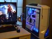 NZXT Modificando el case