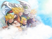 Los cinco grandes de Dragon Ball