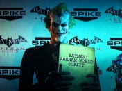 VGA: El Joker anuncia Batman Arkham World?!