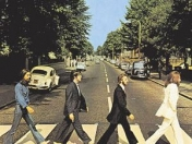 Abbey Road, fotos sacadas por mí