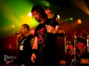 Gary Holt's A Lesson In Guitar Violence + Fotos HD