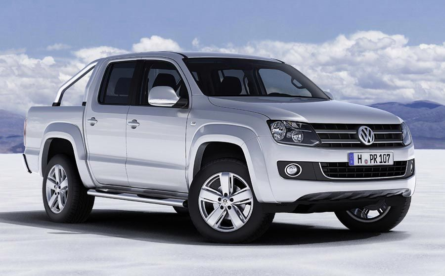 La nueva amarok ya se presento en el salon de dubai for 180 degrees salon dubai